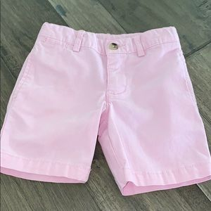 Polo Ralph Lauren boys chino shorts pink